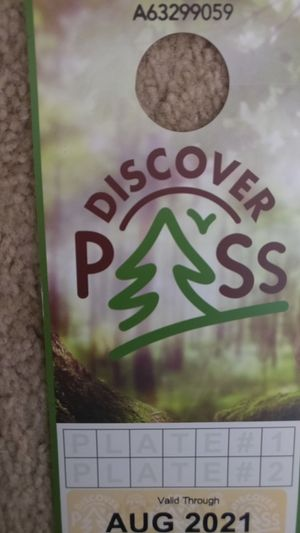 Discover Pass for Sale in Redmond, WA