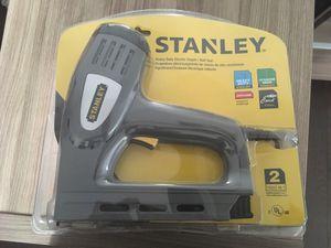 Heavy duty electric staple nail gun for Sale in Phoenix, AZ