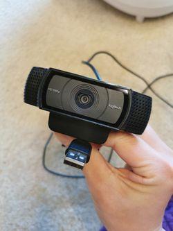 Logitech C920s pro HD Webcam for Sale in Portland,  OR