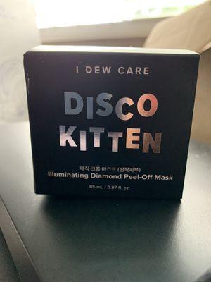 Disco kitten face mask for Sale in Lynnwood, WA