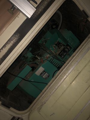 rv generator out of winnebago for Sale in Loganville, GA