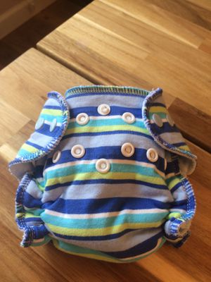 Cloth Diaper - Hybrid Fitted - All In Two for Sale in Port St. Lucie, FL