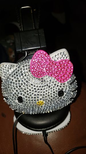 Hello Kitty headphones for Sale in Lakeland, FL