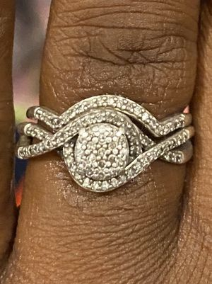 Wedding Ring set size 7 for Sale in College Park, GA