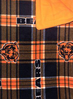 Chicago Bears Fleece Blanket for Sale in North Las Vegas,  NV