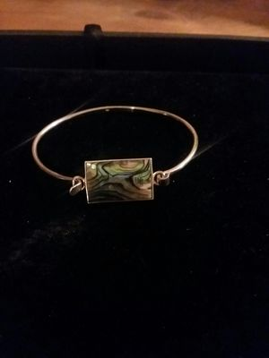 Sterling Abalone bracelet for Sale in Northumberland, PA