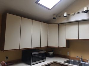 Kitchen cabinets and dishwasher for sale for Sale in Mountlake Terrace, WA