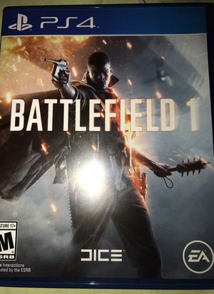 Battlefield 1 for Sale in Falls Church, VA