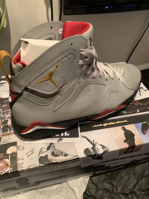 Air Jordan 7s reflective for Sale in New Carrollton, MD