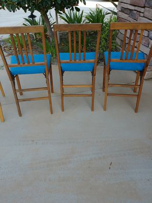 Leg-O-Matic Chairs - Great for Tiny House or RV for Sale in Poway, CA