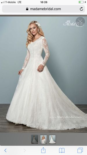 Mary's bridal wedding dress for Sale in Clarkston, GA
