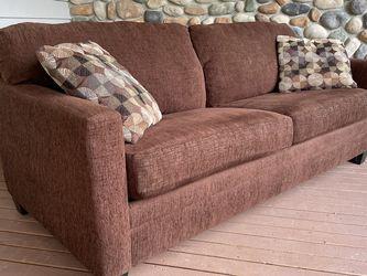 (Free Delivery) Queen Hide-A-Bed Sofa for Sale in Granite Falls,  WA