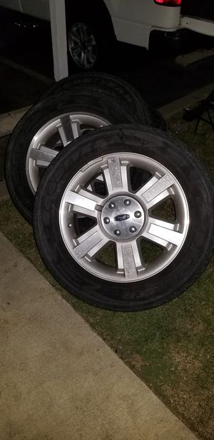 F150 wheels and tires for Sale in Vacaville, CA