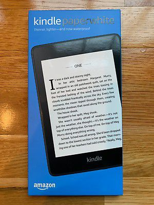 AMAZON Kindle Paperwhite (10th Generation) E-Reader Tablet *NEW in box* for Sale in Portland, OR