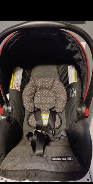 Graco SnugRide Click Connect 30 LX Infant Car Seat - Marco for Sale in Stockton, CA
