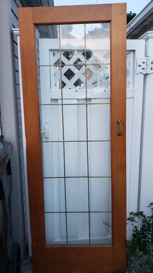Interior french door for Sale in Chicago, IL