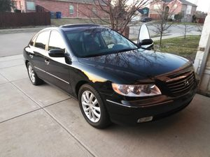 2006 Hyundai Azera Limited for Sale in Fort Worth, TX