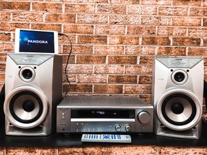 Kenwood-Sony Stereo System for Sale in Silver Spring, MD