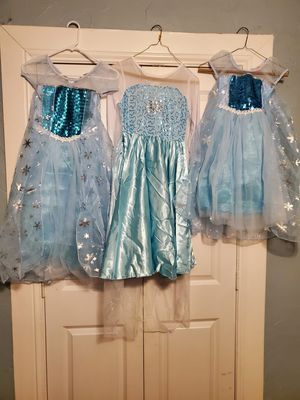 Queen Elsa dresses for Sale in Dallas, TX