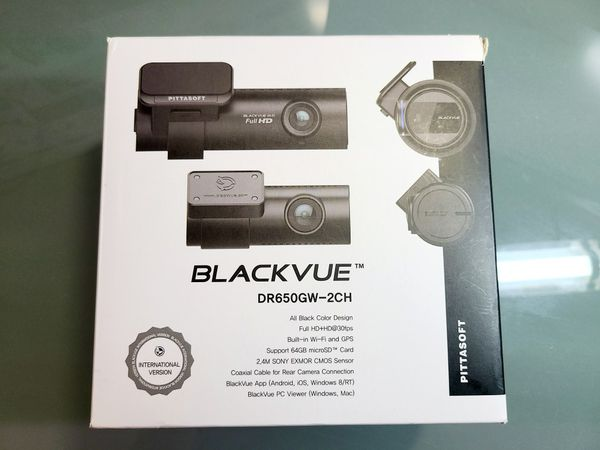 Premium Dashcams (Front and Rear)