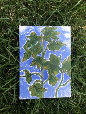 Leaf Painting for Sale in Bolingbrook, IL