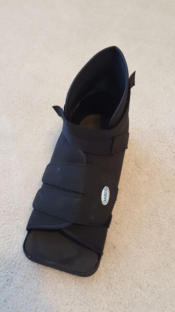 Darco foot balance shoe