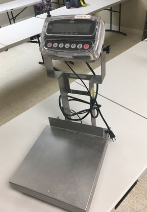 Stainless steel scale for Sale in Acampo, CA