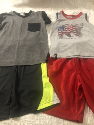 Boys 6/7 summer clothes (12 pieces) for Sale in Tolleson, AZ