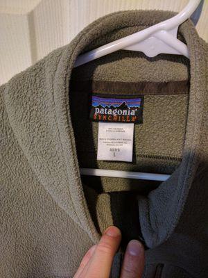 Patagonia men's fleece jacket for Sale in Cincinnati, OH