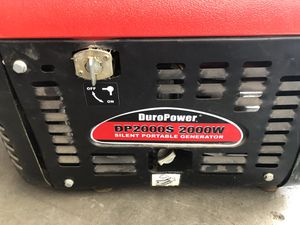 Power generator 2000w silent for Sale in Las Vegas, NV