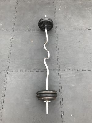 Standard weights (50Lbs) For $60 Firm!!! for Sale in Burbank, CA