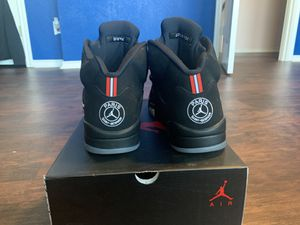 Jordan 5 Retro PSG size 10 DEADSTOCK for Sale in Dallas, TX