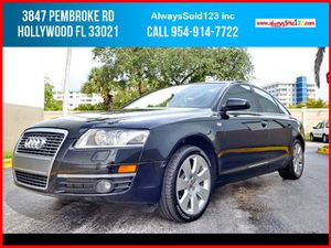 2005 Audi A6 for Sale in Hollywood, FL