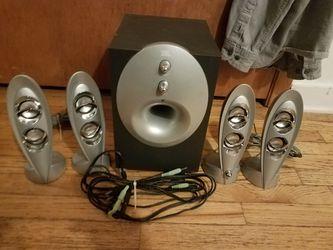 JBL Invader 4.1 Surround Speakers + Subwoofer  for Sale in Chicago, IL