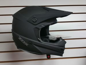 NEW dirt bike helmet matte black DOT ECE at All Rider Gear for Sale in San Diego, CA