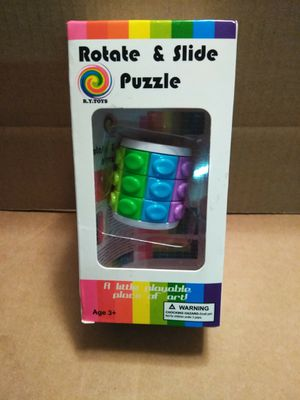 Rotate and Slide Puzzle for Sale in Arlington, TX