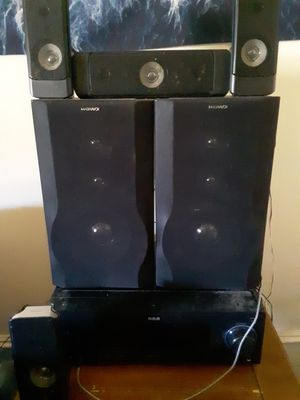 RCA Surround Sound & 2 Magnavox Speakers for Sale in WI, US
