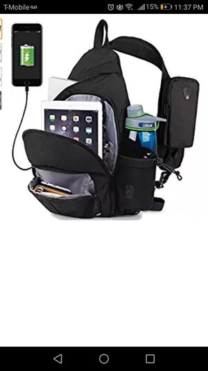 Notebook tablet bag for Sale in Chicago, IL