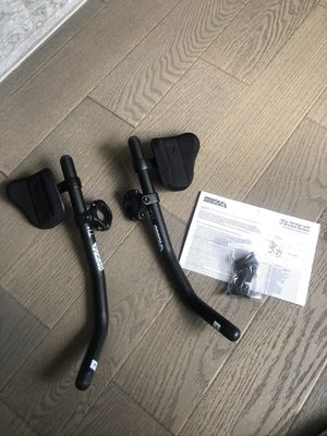 Alloy Aerobar Set for Bicycle for Sale in Washington, DC