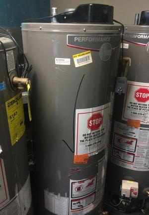 New water heater rheem performance platinum- 40/50 gallon for Sale in Fullerton, CA