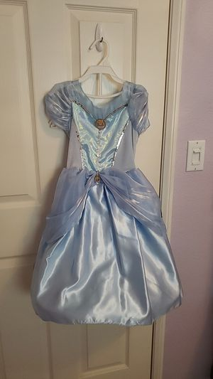 Cinderella dress size 4/5. $25 for Sale in San Diego, CA