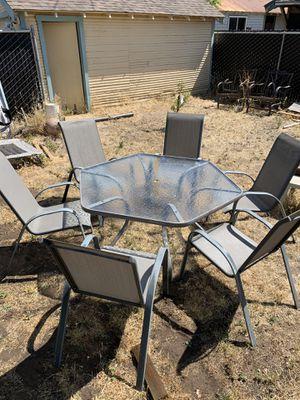 patio furniture for Sale in Manteca, CA
