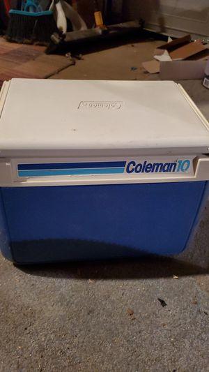 Coleman lunch box for Sale in Oak Glen, CA
