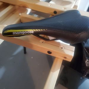 Mongoose Bike Seat for Sale in Vernon, CT