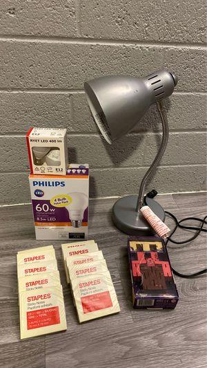 Desk lamp set for Sale in Tempe, AZ