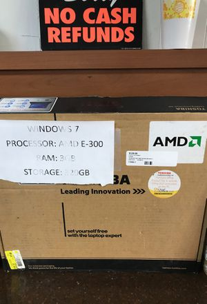 Toshiba c655d-s5518 laptop for Sale in Portland, OR