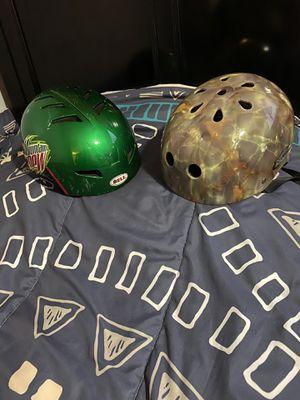 Skateboard/Bike Helmets for Sale in Hayward, CA