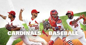 Cardinals tickets (2) - April 7 @ 1:15 pm for Sale in Saint Clair, MO