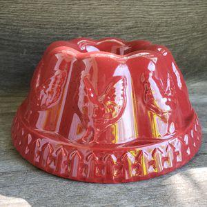 Paula Deen Stoneware Bunt Pan EUC for Sale in Obetz, OH