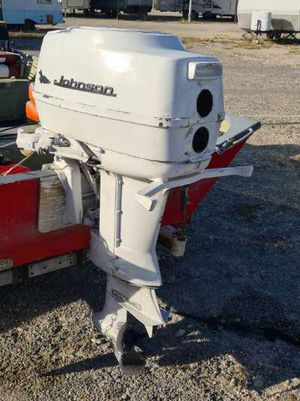 Johnson 30 HP Outboard Motor for Sale in Universal City, TX